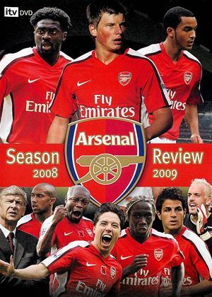 Rent Arsenal FC: Season Review 2008/2009 Online DVD & Blu-ray Rental