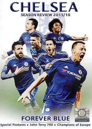 Rent Chelsea FC: Season Review 2015/2016 Online DVD & Blu-ray Rental