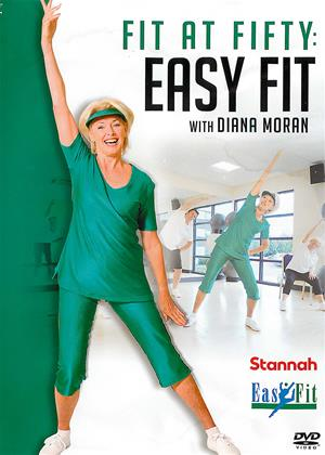 Rent Fit at Fifty: Easy Fit with Diana Moran Online DVD & Blu-ray Rental