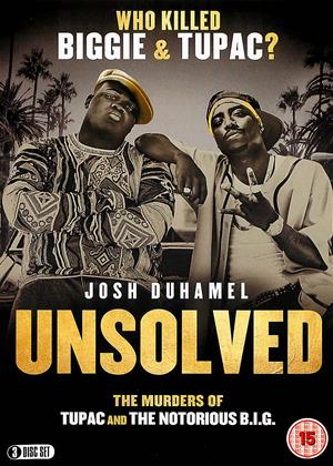 Rent Unsolved: The Murders of Tupac and the Notorious B.I.G. Online DVD & Blu-ray Rental