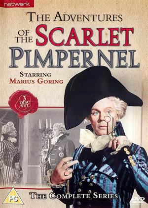 Rent The Adventures of the Scarlet Pimpernel: Series (aka The Scarlet Pimpernel) Online DVD & Blu-ray Rental