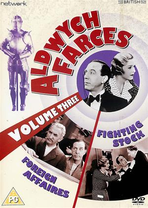 Rent Aldwych Farces: Vol.3 (aka Fighting Stock (1935) / Foreign Affaires (1935)) Online DVD & Blu-ray Rental