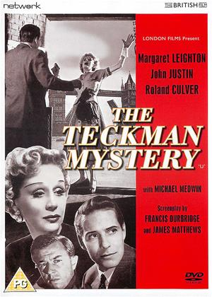 Rent The Teckman Mystery Online DVD & Blu-ray Rental