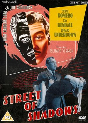 Rent Street of Shadows (aka The Shadow Man) Online DVD & Blu-ray Rental