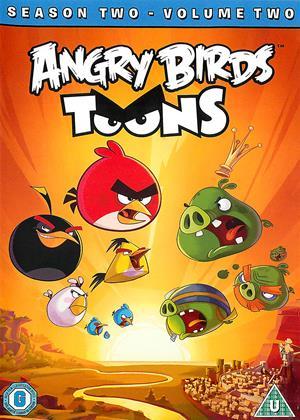 Rent Angry Birds Toons: Series 2: Vol.2 Online DVD & Blu-ray Rental