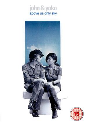 Rent John and Yoko: Above Us Only Sky Online DVD & Blu-ray Rental