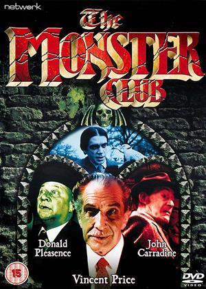 Rent The Monster Club Online DVD & Blu-ray Rental