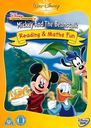 Rent Mickey and the Beanstalk Online DVD & Blu-ray Rental