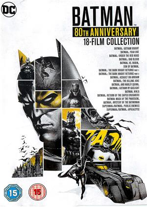 Rent Batman vs. Robin Online DVD & Blu-ray Rental