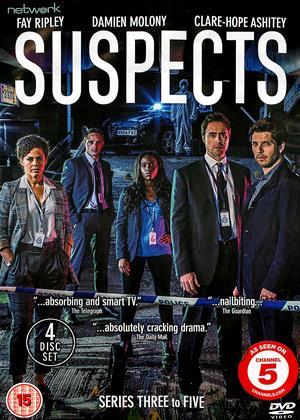 Rent Suspects: Series 4 Online DVD & Blu-ray Rental