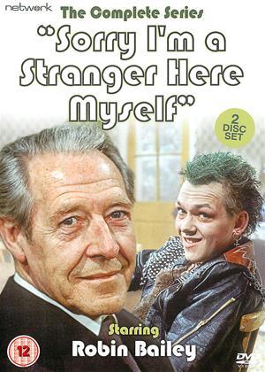 Rent Sorry, I'm a Stranger Here Myself: Series Online DVD & Blu-ray Rental