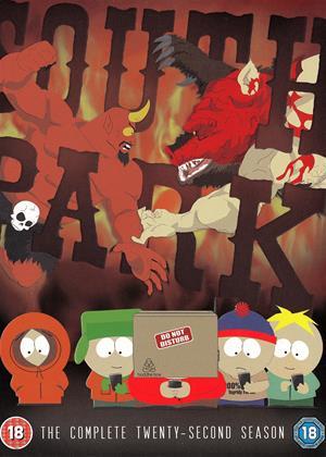 Rent South Park: Series 22 Online DVD & Blu-ray Rental