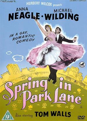 Rent Spring in Park Lane Online DVD & Blu-ray Rental