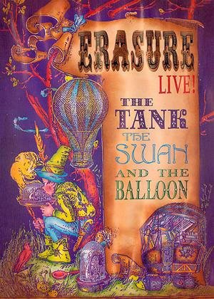 Rent Erasure: The Tank, the Swan and the Balloon: Live! Online DVD & Blu-ray Rental