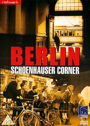 Rent Berlin Schoenhauser Corner (aka Berlin - Ecke Schönhauser) Online DVD & Blu-ray Rental
