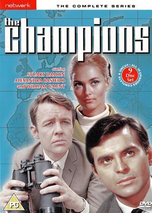 Rent The Champions: Series Online DVD & Blu-ray Rental