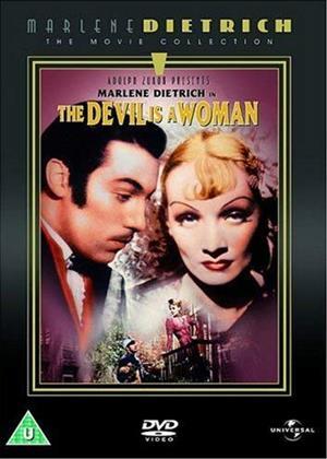 Rent The Devil Is a Woman Online DVD & Blu-ray Rental