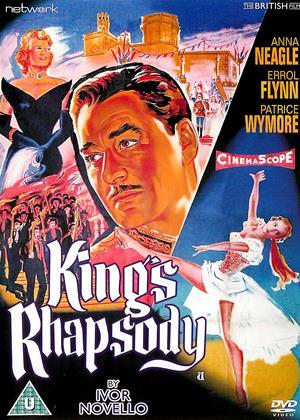 Rent King's Rhapsody Online DVD & Blu-ray Rental