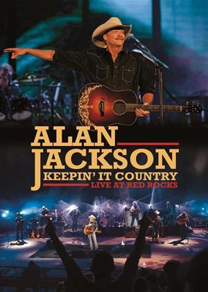 Rent Alan Jackson: Keepin' It Country: Live at Red Rocks Online DVD & Blu-ray Rental