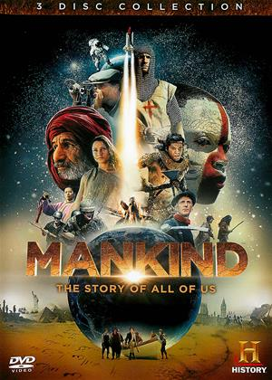 Rent Mankind (aka Mankind: The Story of All of Us) Online DVD & Blu-ray Rental
