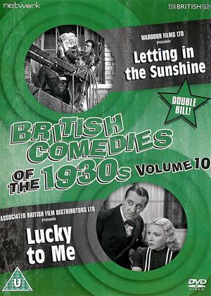 Rent British Comedies of the 1930's: Vol.10 Online DVD & Blu-ray Rental