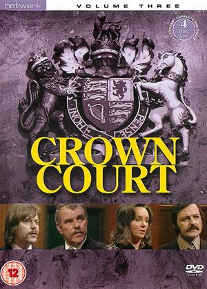 Rent Crown Court: Vol.3 Online DVD & Blu-ray Rental