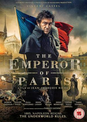 Rent The Emperor of Paris (aka L'Empereur de Paris) Online DVD & Blu-ray Rental