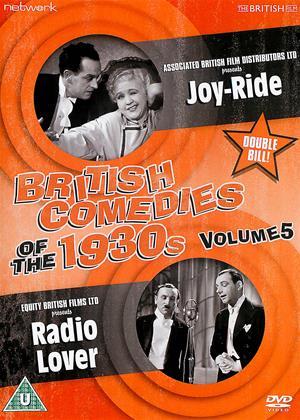 Rent British Comedies of the 1930's: Vol.5 Online DVD & Blu-ray Rental