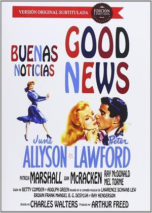 Rent Good News Online DVD & Blu-ray Rental