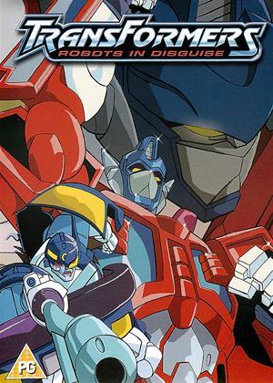 Rent Transformers: Robots in Disguise (aka Toransufômâ: Kârobotto) Online DVD & Blu-ray Rental