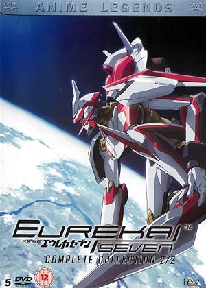 Rent Eureka Seven: Part 2: Anime Legends (aka Eureka 7 / Kôkyô shihen Eureka Sebun) Online DVD & Blu-ray Rental