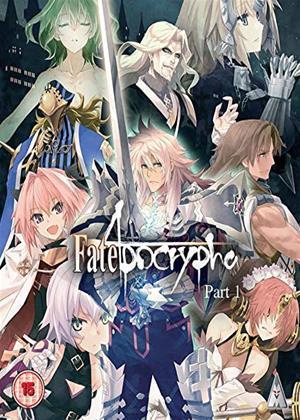 Rent Fate/Apocrypha: Part 1 Online DVD & Blu-ray Rental