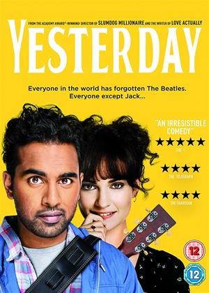 Rent Yesterday (aka All You Need Is Love) Online DVD & Blu-ray Rental