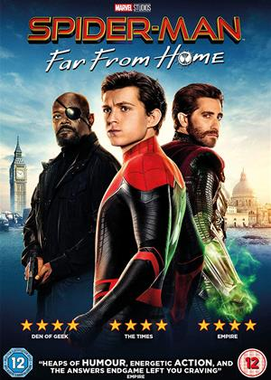 Rent Spider-Man: Far from Home Online DVD & Blu-ray Rental