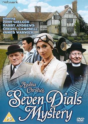 Rent Seven Dials Mystery (aka Agatha Christie's Seven Dials Mystery) Online DVD & Blu-ray Rental