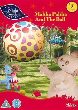 Rent In the Night Garden: Makka Pakka and the Ball (aka In the Night Garden...Makka Pakka and the Ball) Online DVD & Blu-ray Rental