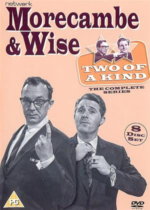 Rent Morecambe and Wise: Two of a Kind: Series (aka Two of a Kind) Online DVD & Blu-ray Rental