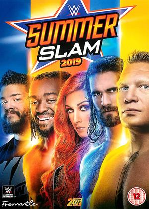 Rent WWE: SummerSlam 2019 Online DVD & Blu-ray Rental