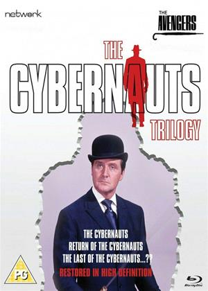 Rent The Avengers: The Cybernauts Trilogy Online DVD & Blu-ray Rental