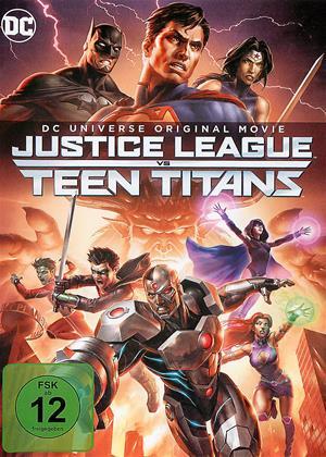 Rent Justice League vs. Teen Titans Online DVD & Blu-ray Rental