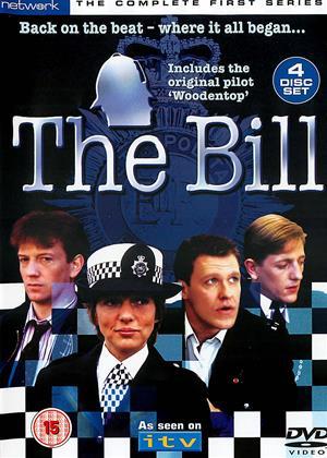 Rent The Bill: Series 1 Online DVD & Blu-ray Rental