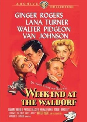 Rent Week-End at the Waldorf (aka Weekend at the Waldorf) Online DVD & Blu-ray Rental