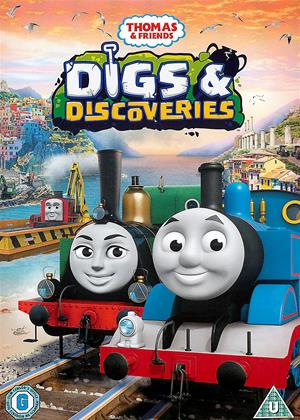 Rent Thomas and Friends: Digs and Discoveries (aka Thomas & Friends: Digs & Discoveries) Online DVD & Blu-ray Rental