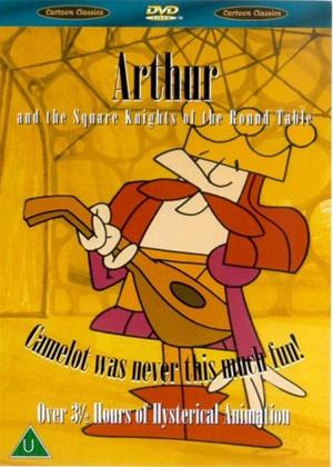 """Rent Arthur and the Square Knights of the Round Table (aka """"Arthur! And the Square Knights of the Round Table"""") Online DVD & Blu-ray Rental"""