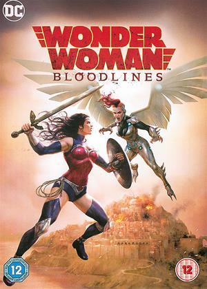 Rent Wonder Woman: Bloodlines Online DVD & Blu-ray Rental