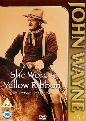 Rent She Wore a Yellow Ribbon Online DVD & Blu-ray Rental