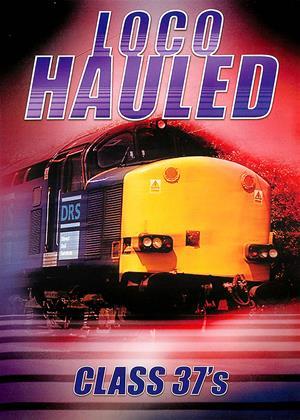 Rent Loco Hauled: Vol.1: Class 37's Online DVD & Blu-ray Rental