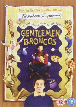 Rent Gentlemen Broncos Online DVD & Blu-ray Rental