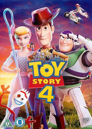 Rent Toy Story 4 Online DVD & Blu-ray Rental