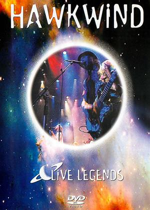 Rent Hawkwind: Live Legends Online DVD & Blu-ray Rental